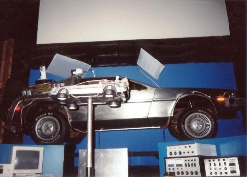 more Delorean FX, 1990.