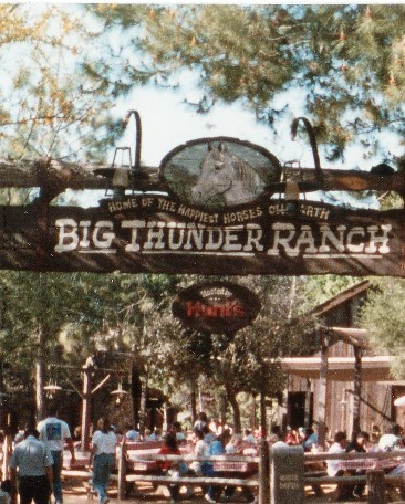 Big Thunder Ranch, circa 1986