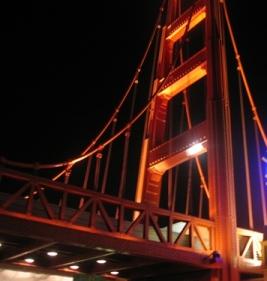 pretty, functional bridge.