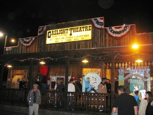 Gaslight Theatre - 29 years in Tucson
