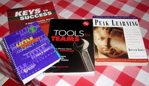GEN 300 textbooks, October-December 2002.