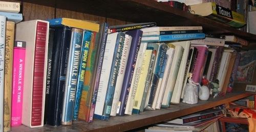 More L'Engle books