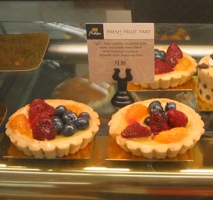 Are tarts pie?
