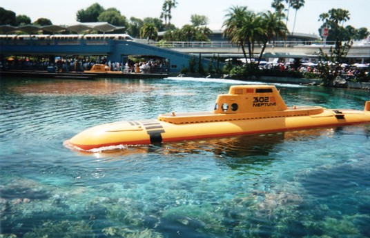 Submarine Voyage, 1996