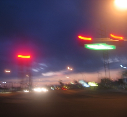 in motion, 22nd and Wilmot.