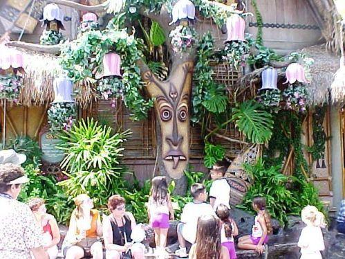 Thurl's Tiki avatar, Tangaroa.